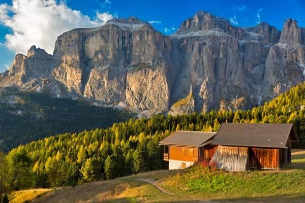 Pordoi Pass, Sella Group, Visit the Dolomites