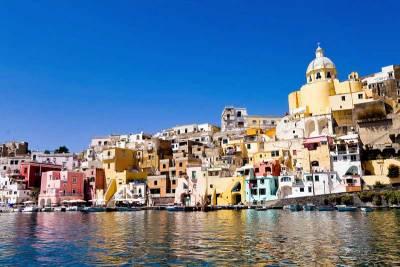 Procida Island, near Naples, Visit Naples