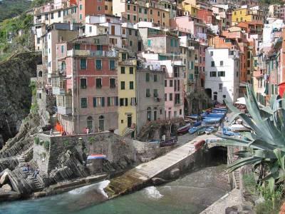 Riomaggiore, Visit Cinque Terre