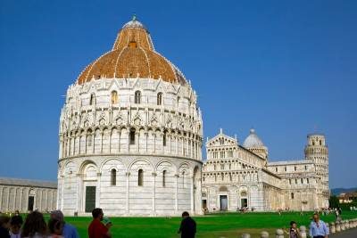 San Giovanni Baptistery, Visit Pisa