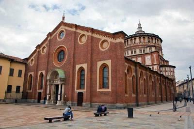 Santa Maria delle Grazie Church, Last Supper, Leonardo da Vinci, Visit Milan