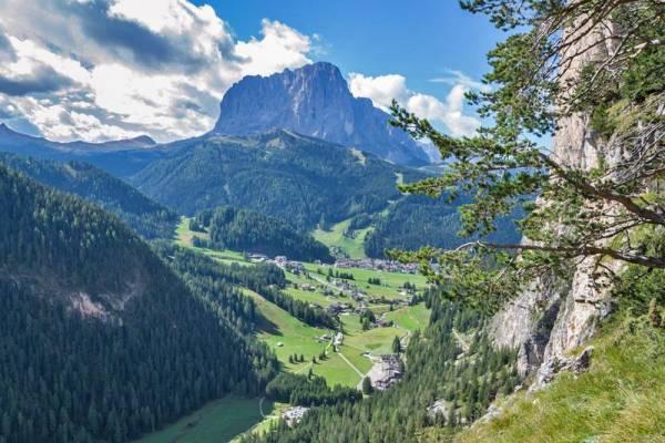 Selva, Val Gardena, Sassolungo Peak, Visit the Dolomites