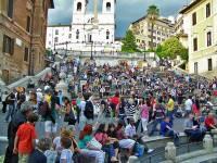 Spanish Steps, Visit Rome