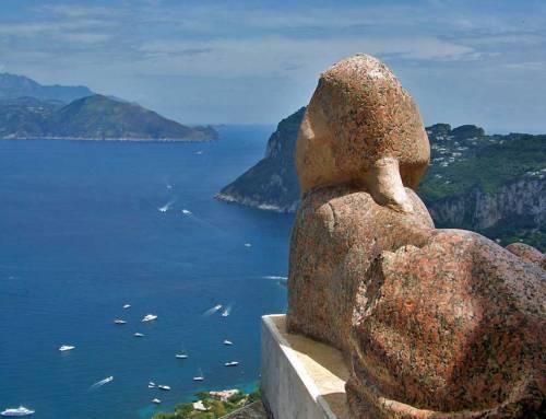 Capri Self Guided Tour