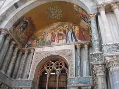 St Mark's Basilica Exterior, Visit Venice, Italy