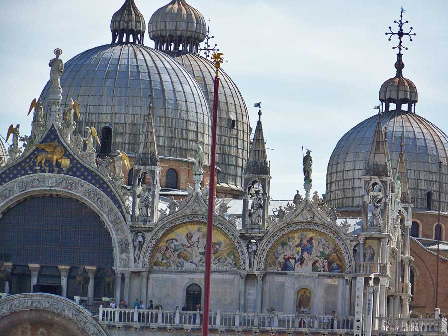St Mark's Basilica, Venice Self Guided Tour, Italy