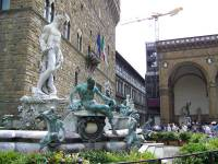 Statues, Piazza della Signoria, Visit Florence