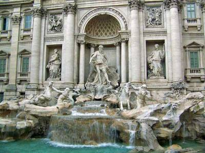 Trevi Fountain, Visit Rome