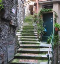 Vernazza Narrow Streets, Five Cinque Terre Villages