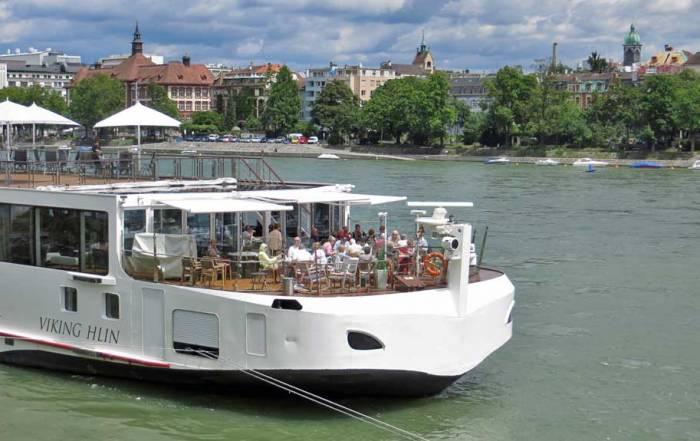 Viking Hlin, Rhine River Cruising, Visit Basel