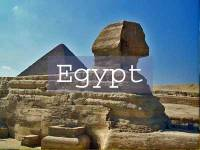 Visit Egypt Title Page