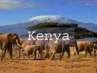 Visit Kenya Title Page