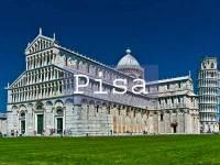 Visit Pisa Title Page