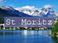 Visit St Moritz Title Page