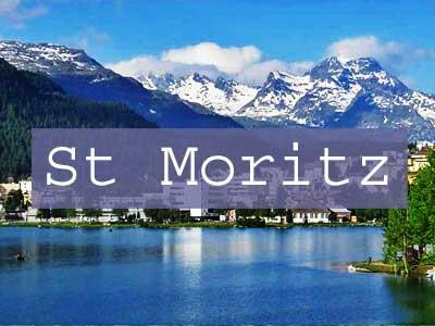 Visit St Moritz