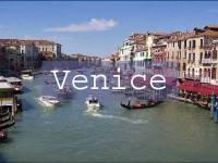 Visit Venice Title Page