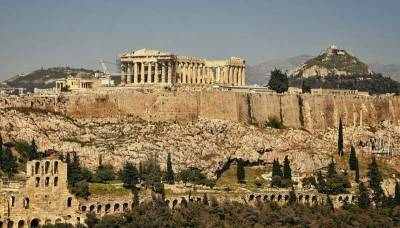 Acropolis and Lycabettus Hill, Visit Athens