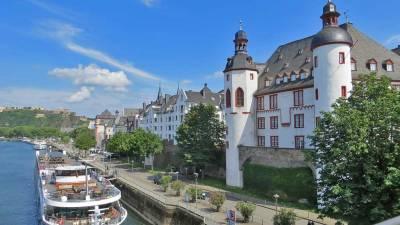 Alte Burg, Visit Koblenz