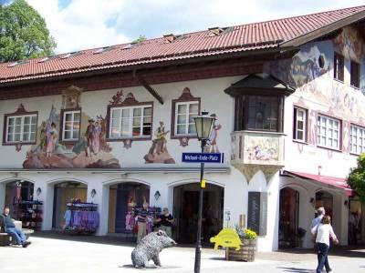 Am Kurpark Street, Garmisch-Partenkirchen