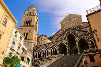 Amalfi Cathedral, Visit Amalfi Coast