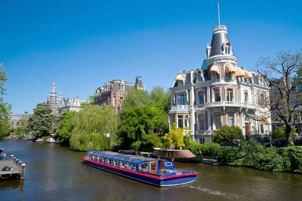 Amsterdam Canal Cruise, Visit Amsterdam