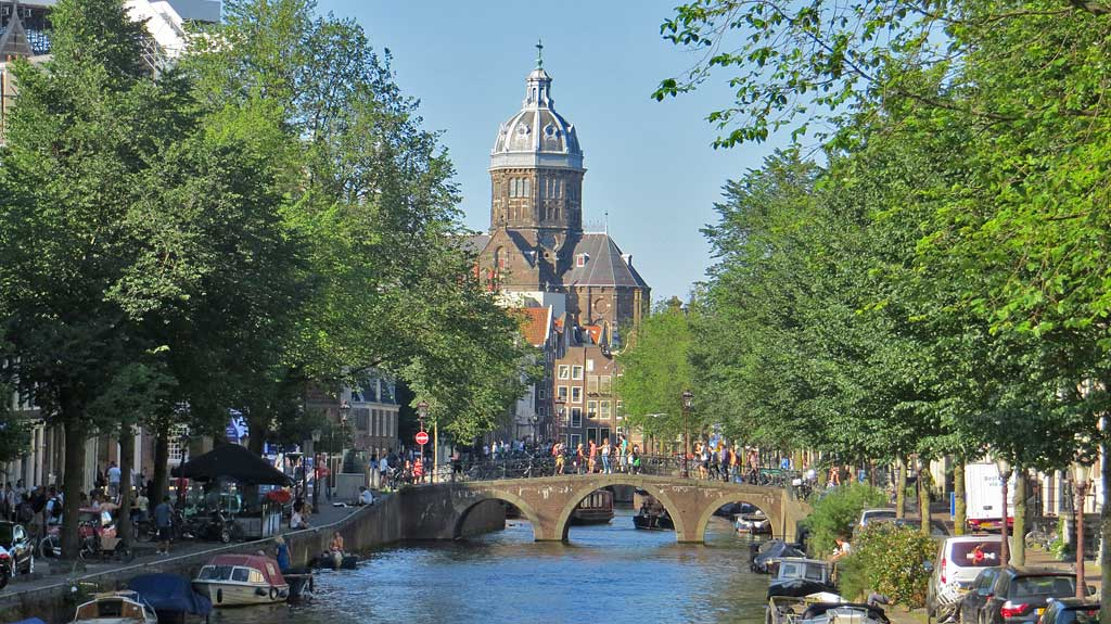 Amsterdam Canal, Visit Amsterdam