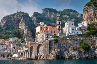Village of Atrani, Visit Amalfi Coast