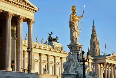 Austrian Parliament, Visit Vienna