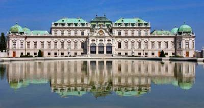 Belvedere Palace, Visit Vienna