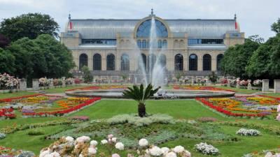 Botanical Gardens, Visit Cologne