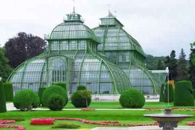 Botanical Garden, Visit Vienna University