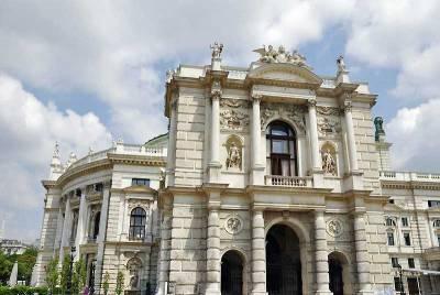 Burgtheater, Visit Vienna
