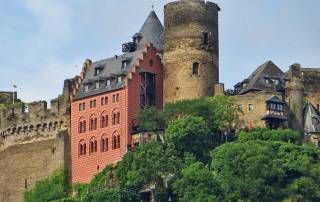Castle Schönburg, Romantic Rhine