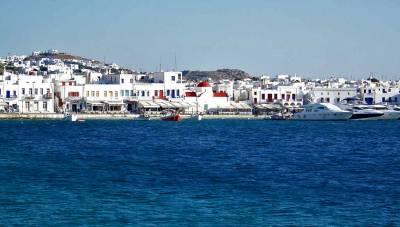 Chora, Mykonos Shore Excursion