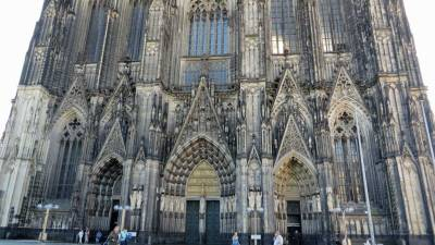 Cologne Cathedral Entrance, Visit Cologne