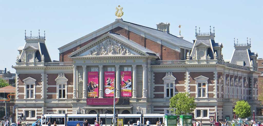 Concertgebouw, Museum Square, Visit Amsterdam