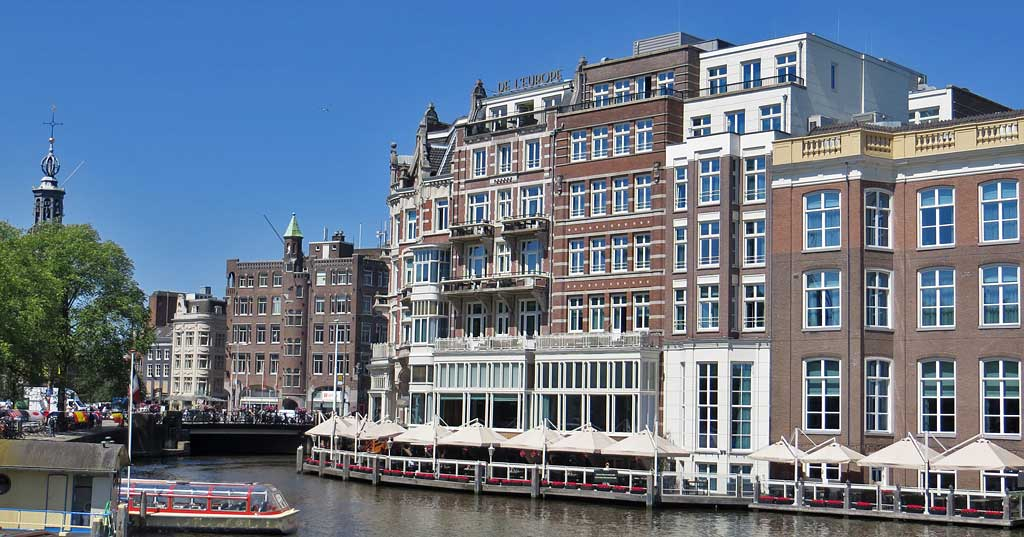 Visit Amsterdam Canal Tour Anne Frank Museum Square
