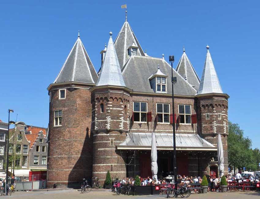 De Waag City Gate, Visit Amsterdam