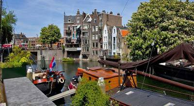 Delfshaven, Visit Rotterdam