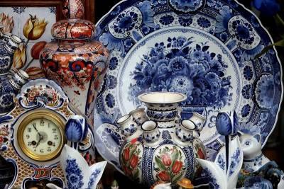 Delft Pottery, Visit the Hague