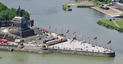Deutsches Eck Monument, Visit Koblenz