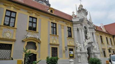 Dürnstein Abbey, Visit Dürnstein, Austria