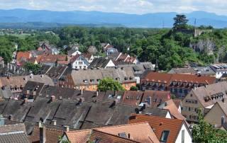 Eckartsberg Ruin, Visit Breisach