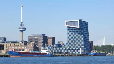Euromast & Shipping and Transport College, Visit Rotterdam