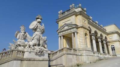 Gloriette, Schönbrunn Palace, Visit Vienna