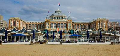 Grand Hotel Amrâth Kurhaus, Scheveningen Beach