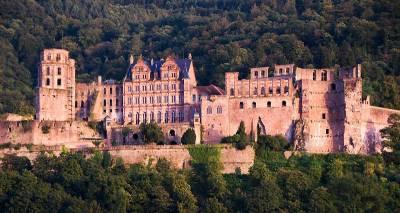 Heidelberg Castle, Visit Heidelberg