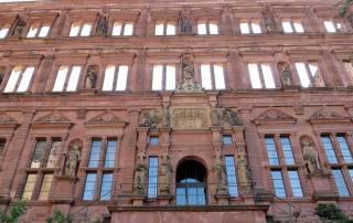 Heidelberg Castle Sculptures, Visit Heidelberg