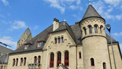 Higher Regional Court, Visit Koblenz