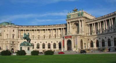 Hofburg Neue Burg, Visit Vienna Old Town